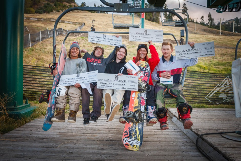 Hot Dawgz And Hand Rails, Ben Birk, Ben Birk Photography, Snowboard Photography,